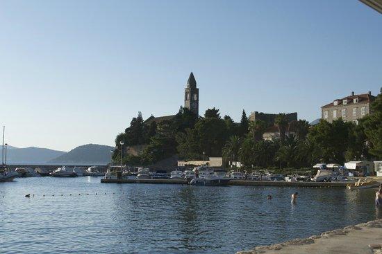 Lafodia Hotel & Resort: Hamnen