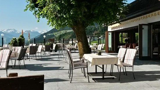 Hotel Waldfriede : Hotelterrasse