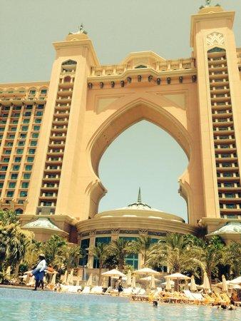 Atlantis, The Palm : Pool View