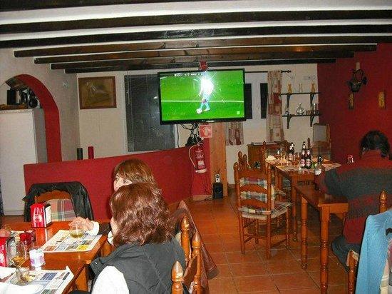 Harrys Bar: Inside