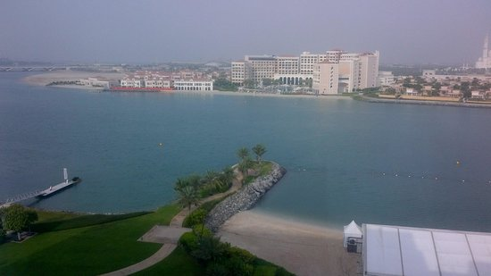 Fairmont Bab Al Bahr: view from room