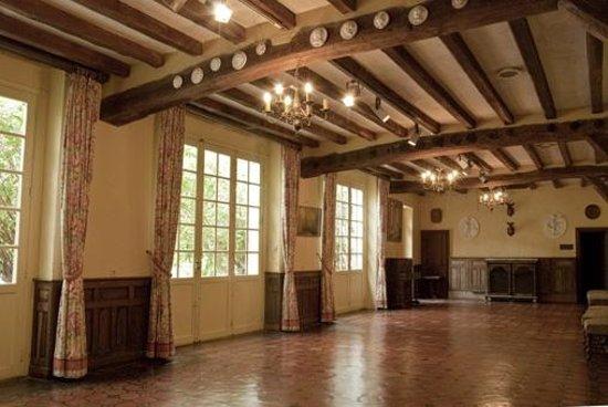 Chateau de Mauvieres: Orangerie