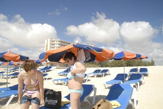 Suite Hotel Atlantis Fuerteventura Resort : Sole e nuvole