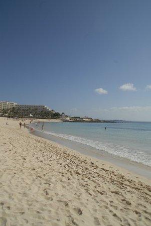 Suite Hotel Atlantis Fuerteventura Resort: Spiaggia