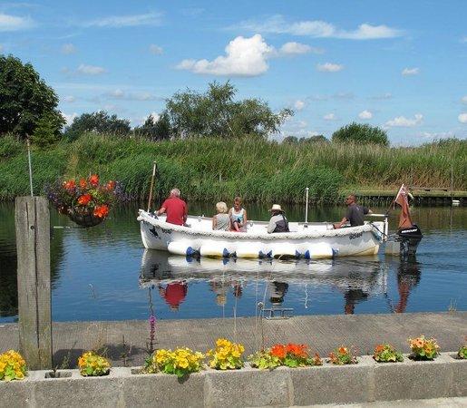 Big Dog Ferry Suffolk