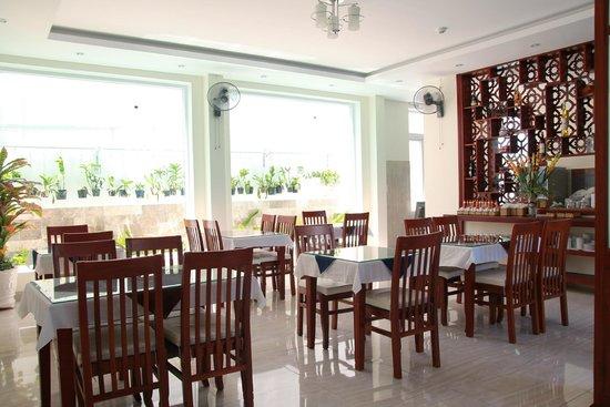 Hoi An Prince Hotel: restaurant