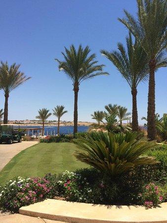 Stella Di Mare Beach Hotel & Spa: дорога к пляжу