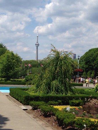 Parc des Îles de Toronto : Toronto Island