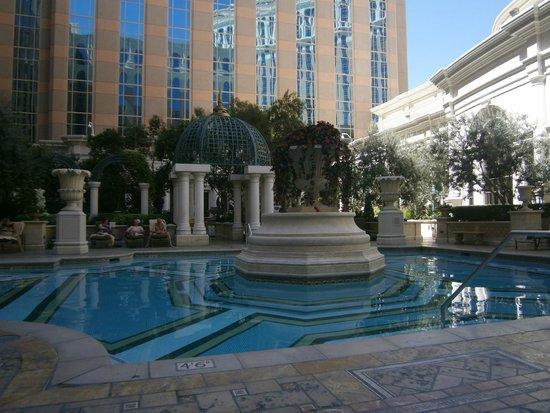 The Venetian Las Vegas: Venezia Tower pool