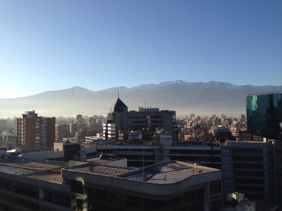 Travel Place Departamentos: View of Andes