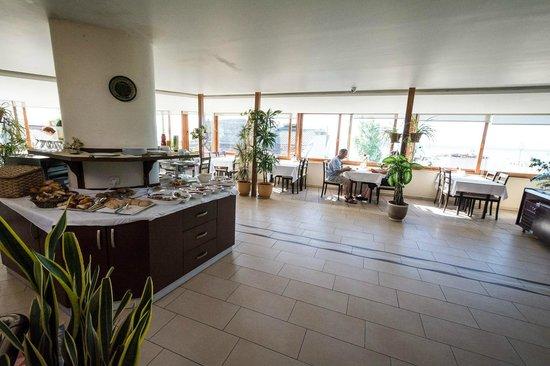 Artefes Hotel Istanbul: Restaurant (breakfast)