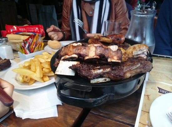 mercosur: What we ordered