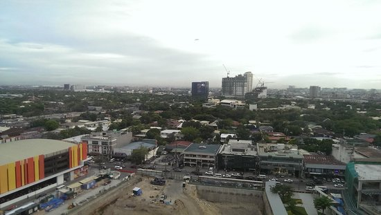 Holiday Inn & Suites Makati: Great view from 15th floor