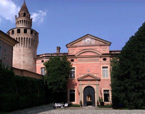 Castello di Rivalta: ingresso