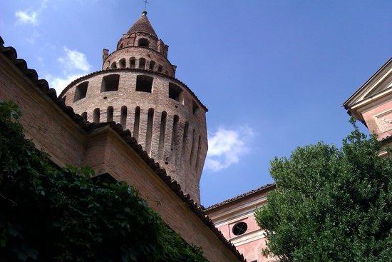 Castello di Rivalta: torrione