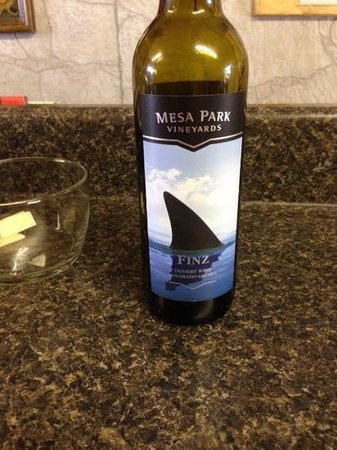 Mesa Park Vineyards: this is what happens when parrotheads own a winery