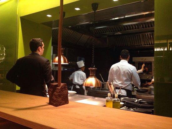 Petit Comite: Cozinha