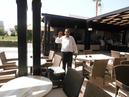 SUNRISE Grand Select Crystal Bay Resort: Au revoir
