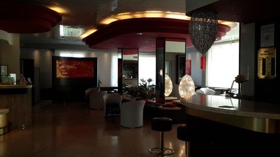 Antony Hotel: lobby