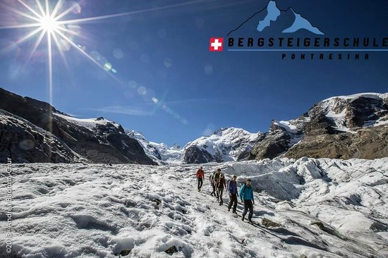 Klettersteig Pontresina : Klettersteig la resgia in pontresina picture of