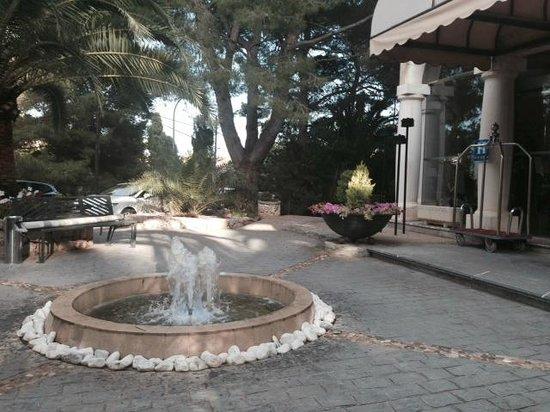 Lago Garden Hotel: Eingangsbereich