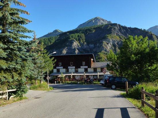 Hotel l'Ours Blanc : VUE EXTERIEUR
