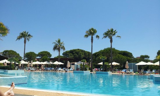 Valentin Sancti Petri Hotel Chiclana: piscina