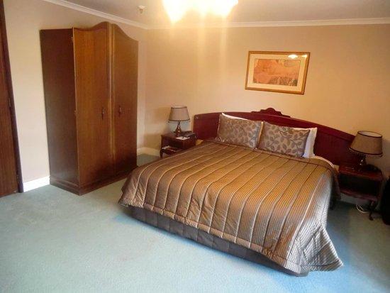 Chateau Tongariro Hotel: Chambre