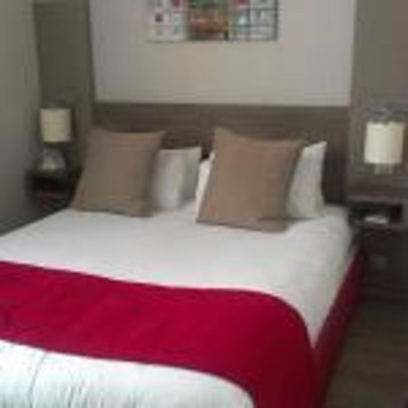 Best Western Hotel Marseille Bourse Vieux Port by HappyCulture: Фото номера