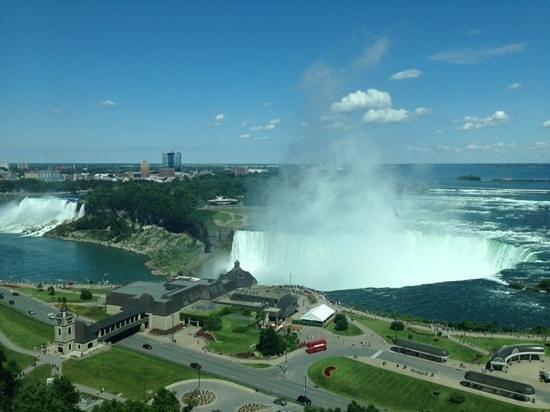Niagara Falls Marriott Fallsview Hotel & Spa : Marriott Fallsview Room 1721