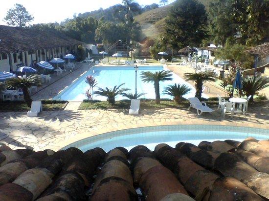 Hotel Fazenda Villa-Forte: piscina
