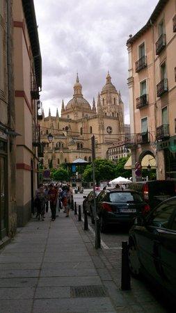 Plaza Mayor : Plaza desde Cronista Lecea