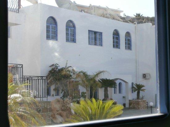 Finas Hotel Apartments: reception