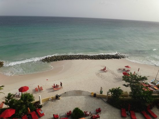 Ocean Two Resort & Residences: View from Balcony