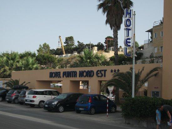 Hotel Punta Nord-Est: come si presenta l'hotel all'arrivo
