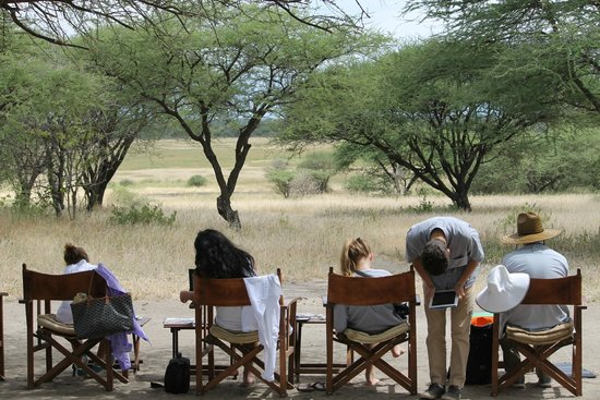 Manyara Ranch Conservancy: Sundowner