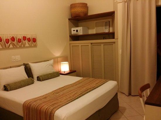 Ciribai Praia Hotel: Apartamento Luxo