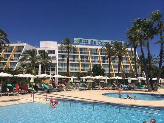 Protur Sa Coma Playa Hotel & Spa: Fantastic!