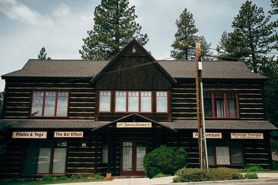 Lake Tahoe Body Solutions Massage: Body Solutions is located at The Sanctuary, a wellness center located in the beautiful and seren