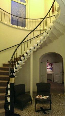 Hotel Navarra Brugge: холл