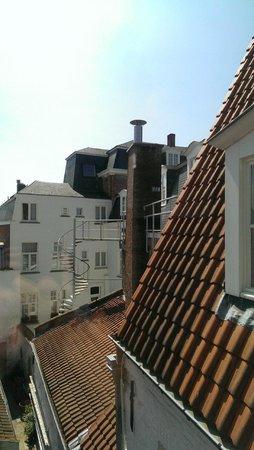 Hotel Navarra Brugge: вид
