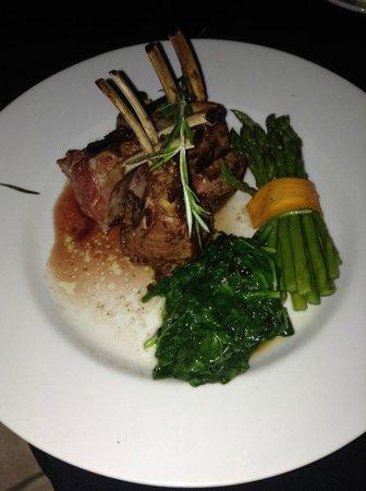 Scott's Downtown: Lamb Chops