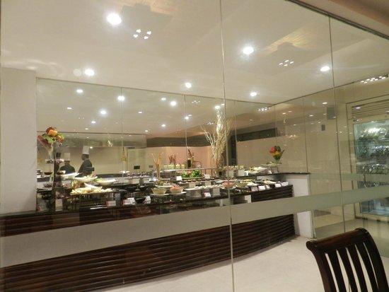 Cinnamon Citadel Kandy : Restaurant