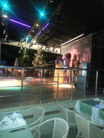 Dinler Hotels - Alanya: Вечер