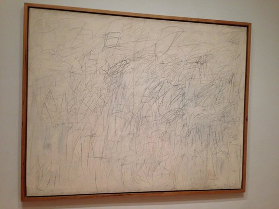 The Museum of Modern Art (MoMA) : How is this art?