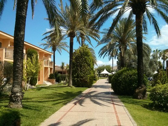 PortBlue Club Pollentia Resort & Spa: camino otro
