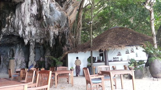 Phra Nang Beach: The Grotto at Rayavadee