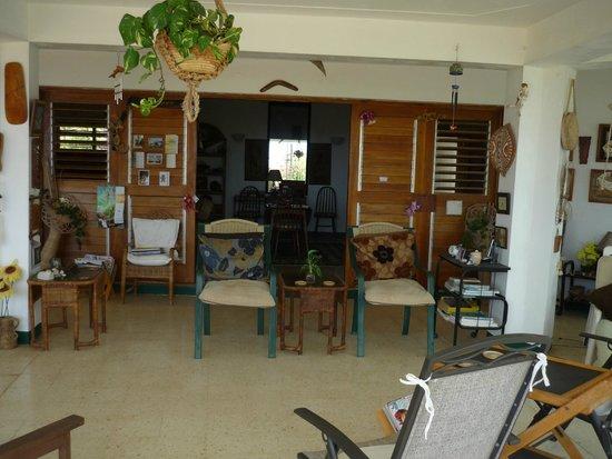 """""""Nuestra Casa"""" Guesthouse : Veranda"""