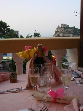 Hotel Giardino delle Ninfe e La Fenice: Buon Compleanno....