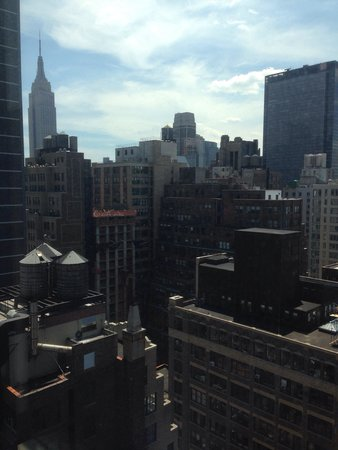 Four Points by Sheraton Midtown - Times Square: View from room 2807